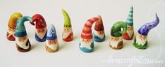 Diy For Kids, Crafts For Kids, Arts And Crafts, Diy Crafts, Homemade Clay, Clay Figures, Martini, Polymer Clay, Handmade