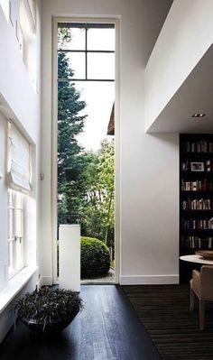 IDEA: Luz por medio ventanas extra interior