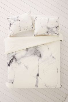 Chelsea Victoria For DENY Marble Duvet Cover - Urban Outfitters.    $149...... LOVE THIS!!!