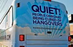 Ha!! IV Therapy Vegas Style Hangover Heaven :   A 45-minute IV therapy that is safe and medically proven to restore you to pre-party health with no side-effects. Only in Las Vegas (702) 900-0660  Las Vegas,NV