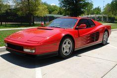 1984 Ferrari Testarosa