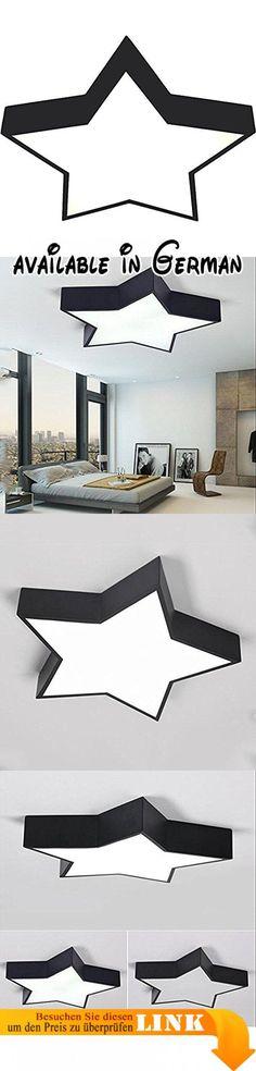 ASL Led Deckenleuchte Fünfzackigen Stern Schlafzimmer Wohnzimmer - moderne deckenleuchten fur wohnzimmer