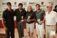Rodrigo Valdes, Mauricio Serrano, Carlos Muñoz, Luis Riveroll y Nacho Cejudo, 2do lugar del torneo.