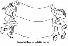 Diy And Crafts, Crafts For Kids, Arts And Crafts, Iris Folding, Learning Time, School Projects, Kids And Parenting, Poland, Kindergarten