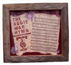 Aggie War Hymn, truly timeless!