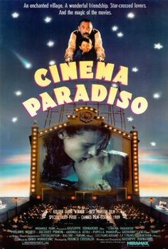 Cinema Paradiso (1988) - Directed by Giuseppe Tornatore.