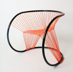 Maya Chair, 2013 Arya Alfieri www.behance.net/aryaalfieri for #form