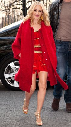 That Celeb 91 About the Outfits All Coat Are qSaawERA