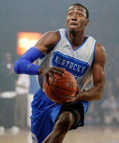 Kentucky Basketball John Wall