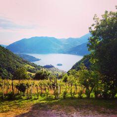 Iseo Lake, Lombardia, Italy