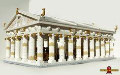 LEGO Temple of Athena