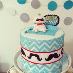 Image result for mustache cake