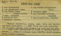 Boonie Doon Oaties Recipe - #Cooking, #Food, #Recipe