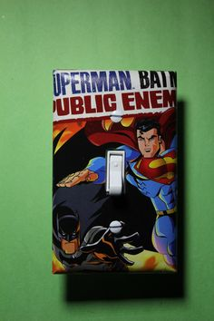 Batman Superman Public Enemies Comic Book by ComicRecycled on Etsy, $7.99