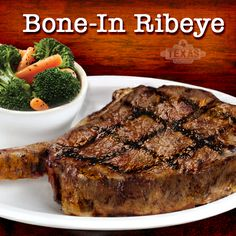A 20 oz. cut of our most flavorful steak served with our special peppercorn sauce and two sides.