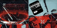 U2- 2005 - Vertigo Tour (Live from San Diego) - Michael Jay Sherman - gatefold