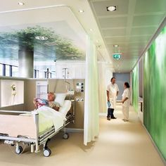 VUmc Cancer Center Amsterdam door D/Dock - alle projecten - projecten - de Architect