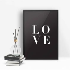 E Typographic Print by oso twee, the perfect gift for Explore more unique gifts in our curated marketplace. Valentines Presents, Love Posters, Pigment Ink, Handmade Wooden, All Print, Giclee Print, Monochrome, First Love, Unique Gifts