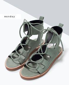 #zaradaily #monday #woman #shoes