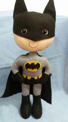 Batman de feltro