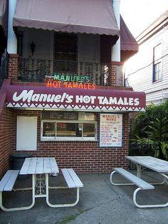 Manuel's Hot Tamales on Carrollton
