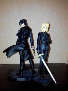 Fate Zero Statuette Pvc 1/8 Kiritsugu Emiya Refined Version 22 C