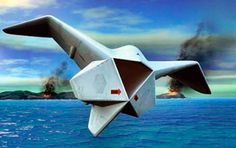 cormorant pentagon flying submersible