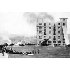 1923 Fiesta del Bombero Estadio Metropolitano