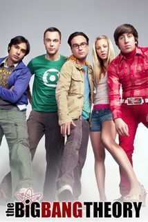 The Big Bang Theory tv show cover art