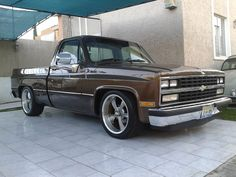 1990 Chevy Pickup                                                                                                                                                                                 More