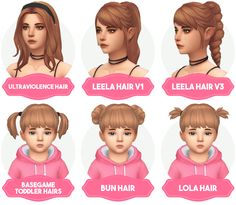 Aveira's Sims 4 Welcome to my Simblr! Here you'll find my custom content for The Sims Los Sims 4 Mods, Sims 4 Game Mods, Sims Games, Sims Four, Sims 4 Mm Cc, Maxis, The Sims 4 Cabelos, Pelo Sims, Sims 4 Children
