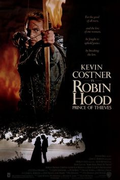 Robin Hood Prince of Thieves 11x17 Movie Poster (1991)