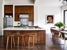 Jewelry Designer Ippolita Rostagno's Stylish Brooklyn Brownstone Photos | Architectural Digest