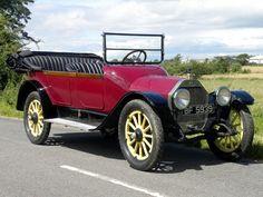 1915 Oldsmobile Model 43 Tourer - (Oldsmobile Motors division of General Motors Corp, Lansing, Michigan 1897- 2004)