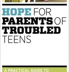 Free Kindle Book: Hope for Parents of Troubled Teens by Connie Rae (with NOOK link)