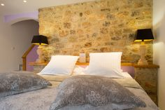 Sur Les Hauteurs du Luberon, la chambre Le Lavandin.
