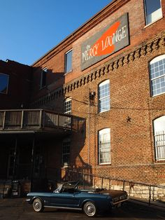 The Mercy Lounge, Nashville. Music venue