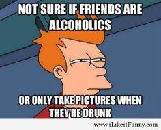 funny friends photos Facebook alcohol
