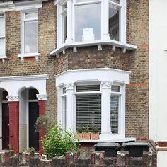 Exterior | London terraced house | House tour | PHOTO GALLERY | 25 Beautiful Homes | Housetohome.co.uk