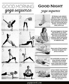 cool Easy daily yoga routine