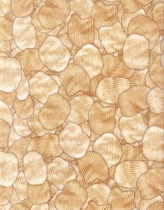 Potato Chips Fabric / Chips on Yellow /  c1116 yellow  fabric Timeless Treasures  / Fat Quarter / 1 Yard Cut  / 1/2 Yard Cuts by SewWhatQuiltShop on Etsy