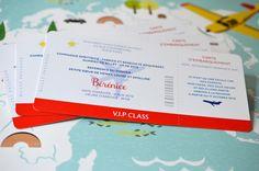 Cet article Faire-part de naissance billet d'avion<br> l'arrivée de Bébé est apparu en premier sur L'Atelier d'Elsa Faire-part - faire-part de mariage et de naissance créé sur mesure, papeterie originale Jour J et carterie évènementielle.