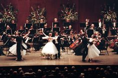 A best thing to do for Miami New Years 2016 is to enjoy Salute to Vienna, a recreation of the New Year's concert in Austria with 75 musicians and dancers.