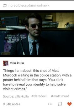 Matt Murdock approves