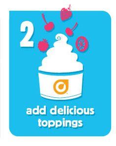 Orange Leaf | multiple locations in MA. frozen yogurt! Orange Leaf, Frozen Yogurt, Sweet Treats, Menu, Children, Menu Board Design, Young Children, Sweets, Boys