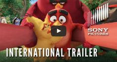 Presenting the brand new trailer of 3D animated comedy The Angry Birds Movie  #TheAngryBirdsMovie #AngryBirds