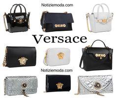 Borse Versace primavera estate 2015 accessori
