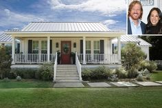Joanna gaines fixer upper houses chip and fixer upper house chip and joan. Gaines Fixer Upper, Joanne Gaines, Airbnb House, Fixer Upper House, Dream House Interior, Lounge, Chip And Joanna Gaines, Healthy Work Snacks, Dream House Plans