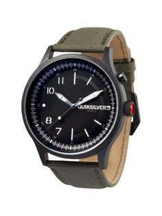 Quiksilver // Admiral Canvas Watch
