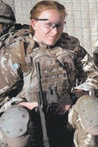 Army medic shocked to win Military Cross